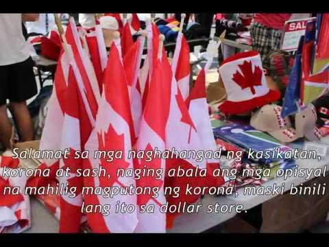 Araw ng Pasasalamat: Thanksgiving Day in Canada
