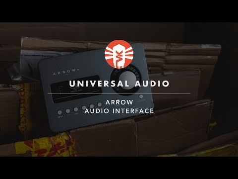 First Listen: Universal Audio Arrow Interface