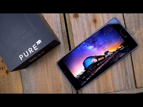The MOST Underrated Android Phone // BLU Pure XR