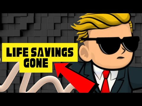 Losing $81,600 in 7 mins | Epic Trader Fail And Meltdown  (Life savings gone)