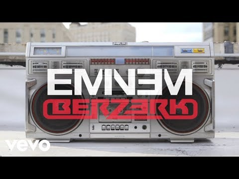 Eminem - Berzerk (Audio)