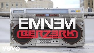 Repeat youtube video Eminem - Berzerk (Audio)