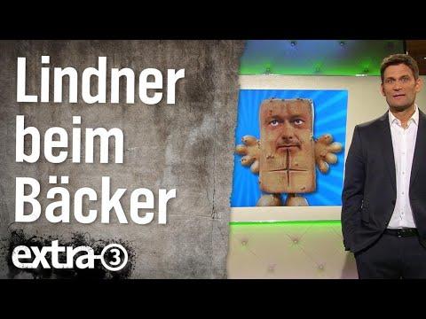 Neulich beim Bäcker mit Christian Lindner | extra 3 | NDR