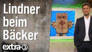 Neulich beim Bäcker mit Christian Lindner