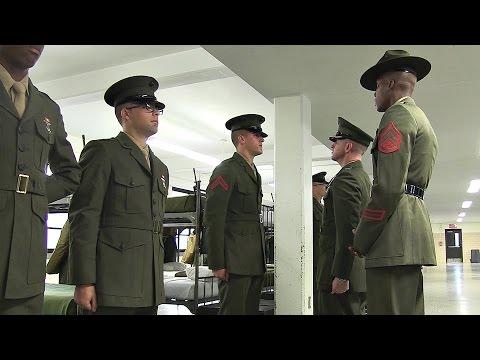 Recruit Depot Parris Island – Battalion Commander's Inspection Mp3