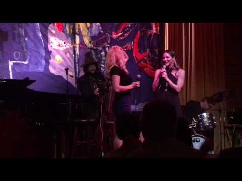 """Smash"" Mini Reunion Megan Hilty and Katharine Mcphee"