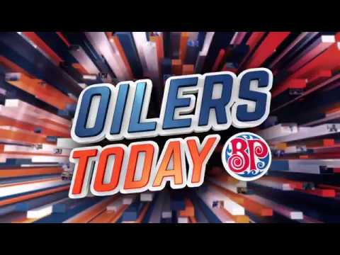 OILERS TODAY | vs Blue Jackets Post-Game