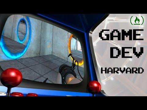 Portal Clone Tutorial in Unity - CS50's Intro to Game Development thumbnail