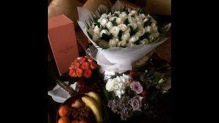 Смотреть видео заказать букет цветов с доставкой в санкт петербурге онлайн