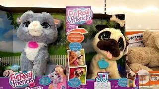 видео Интерактивные игрушки Furreal Friends от Hasbro