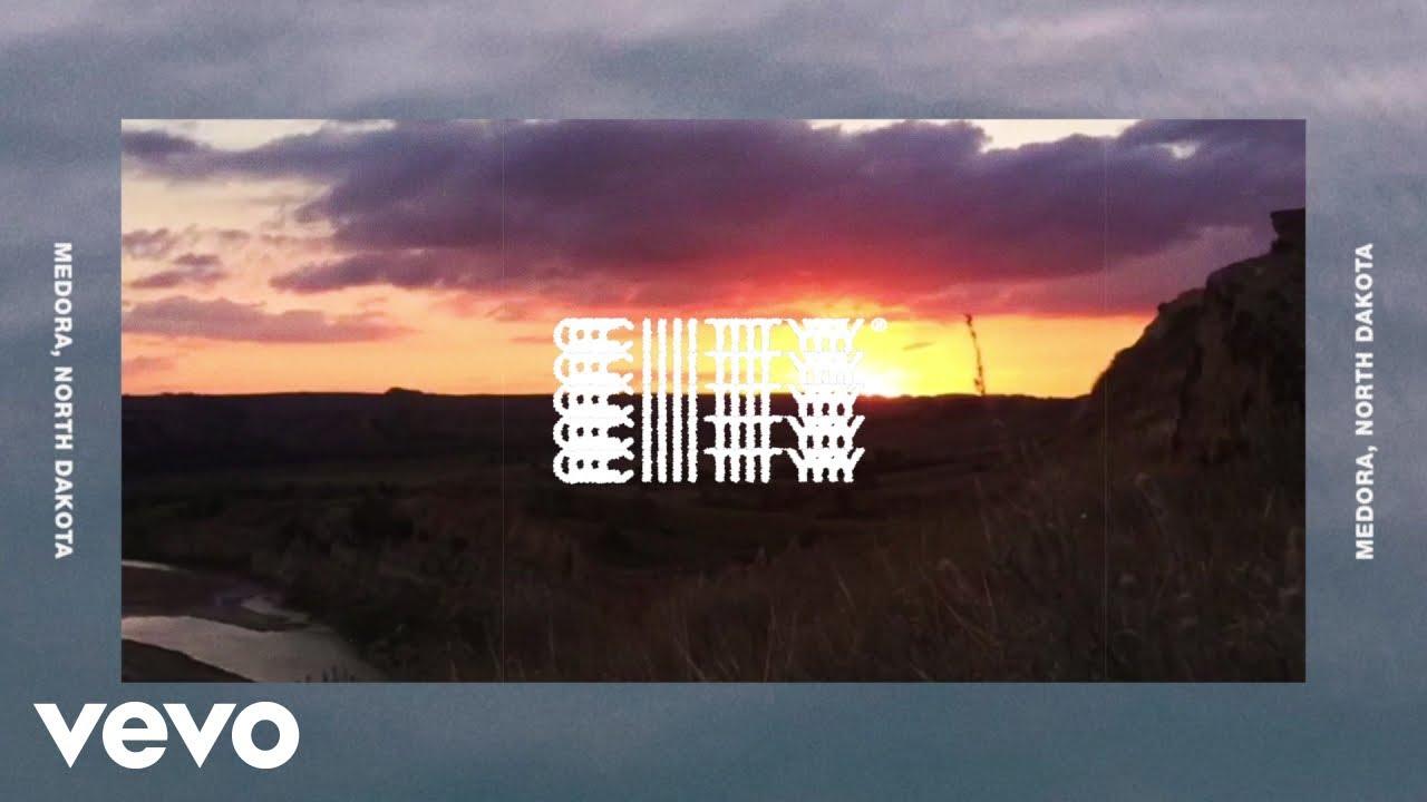 Zachary Knowles - city (Lyric Video)