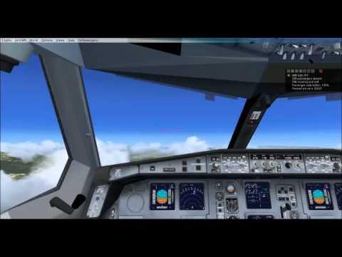 Mactan International Airport to Francisco Bangoy International Airport Runway 05 Approach