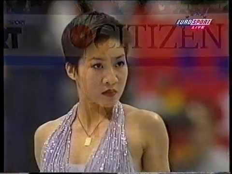 Michelle Kwan USA - 1999 World Championships LP