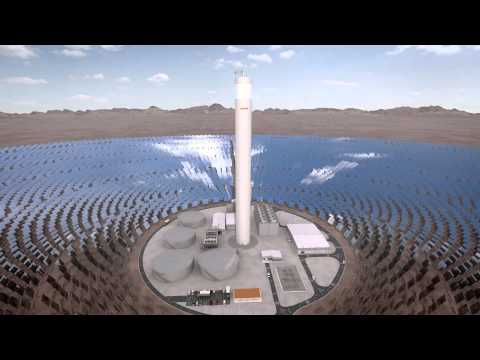 Video virtual Planta solar Atacama 1