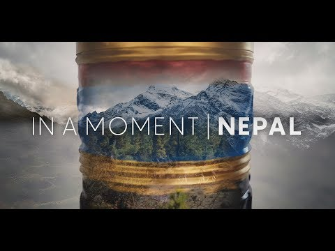 IN A MOMENT | Nepal (Travel Film)