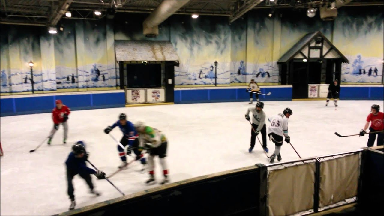 Ice Hockey Plymouth Pavilions Youtube
