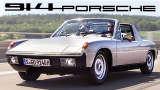 Porsche 914 Review - The FIRST Mid Engine Porsche?