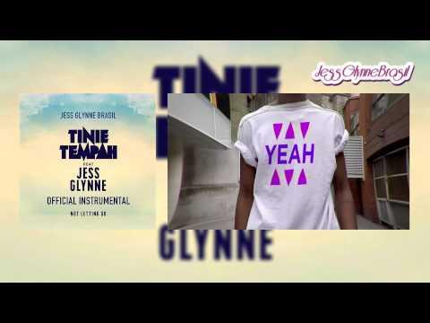 Tinie Tempah  - Not Letting Go (feat. Jess Glynne) (Instrumental Lyric Video)