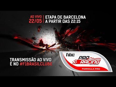 F1BC PRO RACING FORMULA PRO 2018/2 @ BARCELONA
