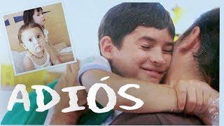 AIMAR se NOS VA / SU PRIMERA VEZ / La DESPEDIDA más EMOTIVA / Vlog VERDELISS 24h
