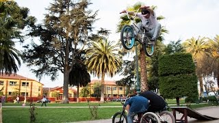 BMX en Chimbarongo Chile