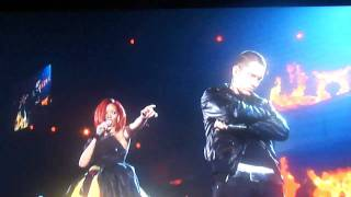 Скачать Eminem Rihanna And Dr Dre Live At The 2011 Grammy S