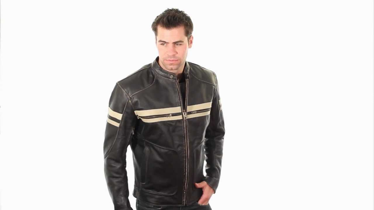 Leatherup mens leather jackets