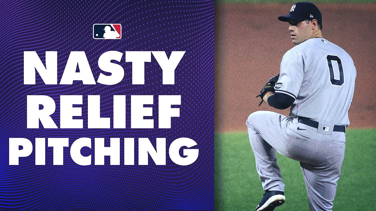 Nasty Relief Pitches to start off 2020!