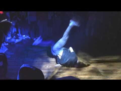 Beatdown Productions Presents Ice Breaker - 1/28/12 - B-Boy Competiton Final