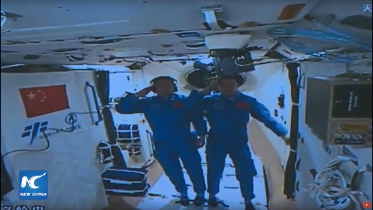 Why China's Tiangong-2 Space Station Spent 10 Days Closer To Earth?