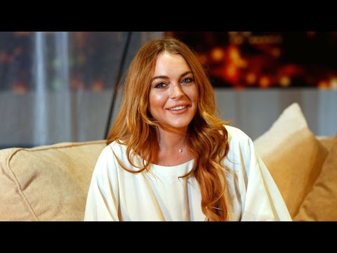 Lindsay Lohan Debuts New Accent and Confuses Her Fans