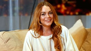 Lindsay Lohan Debuts New Accent and Confuses Her Fans thumbnail