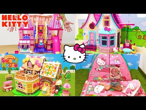 ハローキティ 人気動画まとめ 連続再生 70cleam / Hello Kitty Videos Compilation