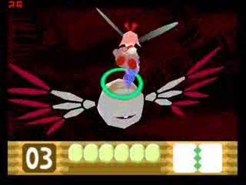 Kirby 64 Zero Two Final Boss