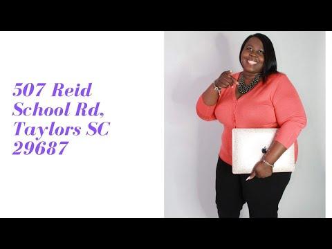 507 Reid School Rd, Taylors SC 29687