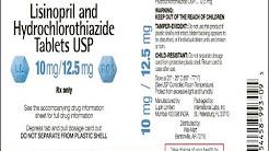 Lisinopril Side Effects