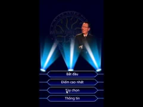 Game Ai là triệu phú 2013 Tiếng Việt