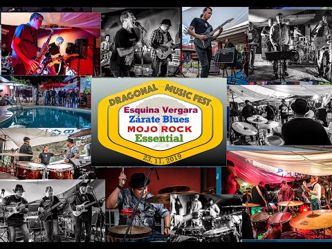DRAGONAL Music Fest        23/11/19