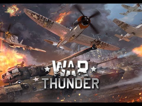 How to Download and Install War Thunder - Free2Play [PC]  // HIGH GRAFICS