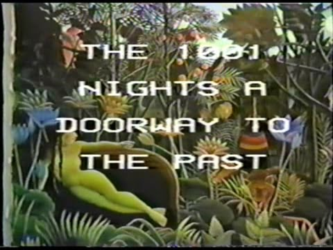 The 1001 Nights: A Doorway to the Past (Al Fry's Incredible Inquiry Series)
