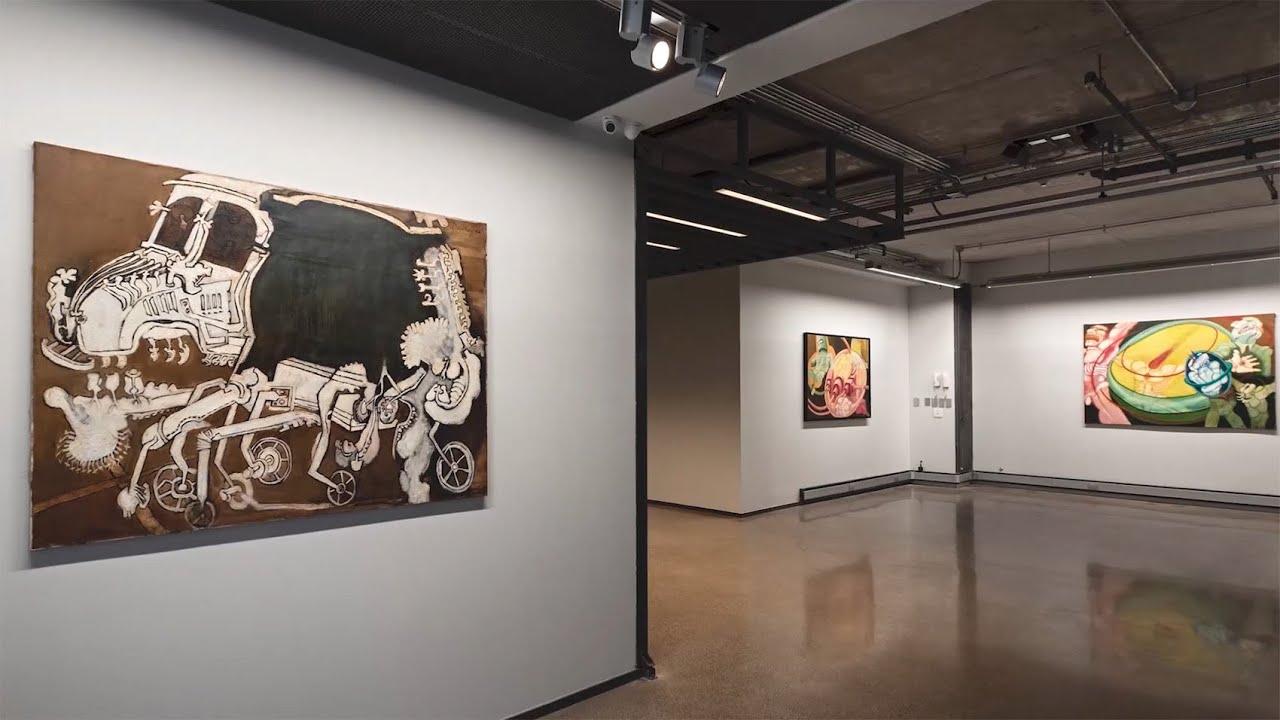 """Exhibición """"Juan Downey. El nudo de la vida"""" en Il Posto"""
