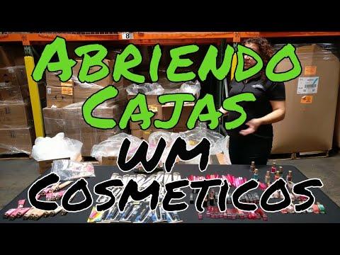 (Spanish) WM Lotes de Surtido de Cosméticos