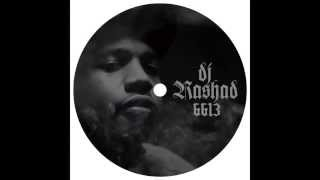 DJ Rashad: Cause I Know U Feel feat. Gant-Man (Hyperdub 2015)