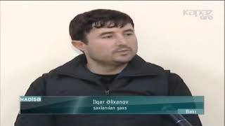 İnkassator ödəmə terminallarından 100 min manatdan artıq pul oğurladı