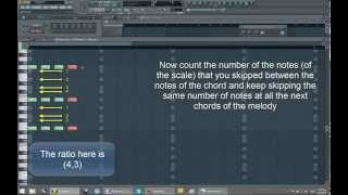 How to make Epic EDM chord Melodies - 4,3 method + EDM Leads-Bass Sylenth1 prsts