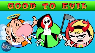 Grim Adventures of Billy and Mandy Characters: Good to Evil