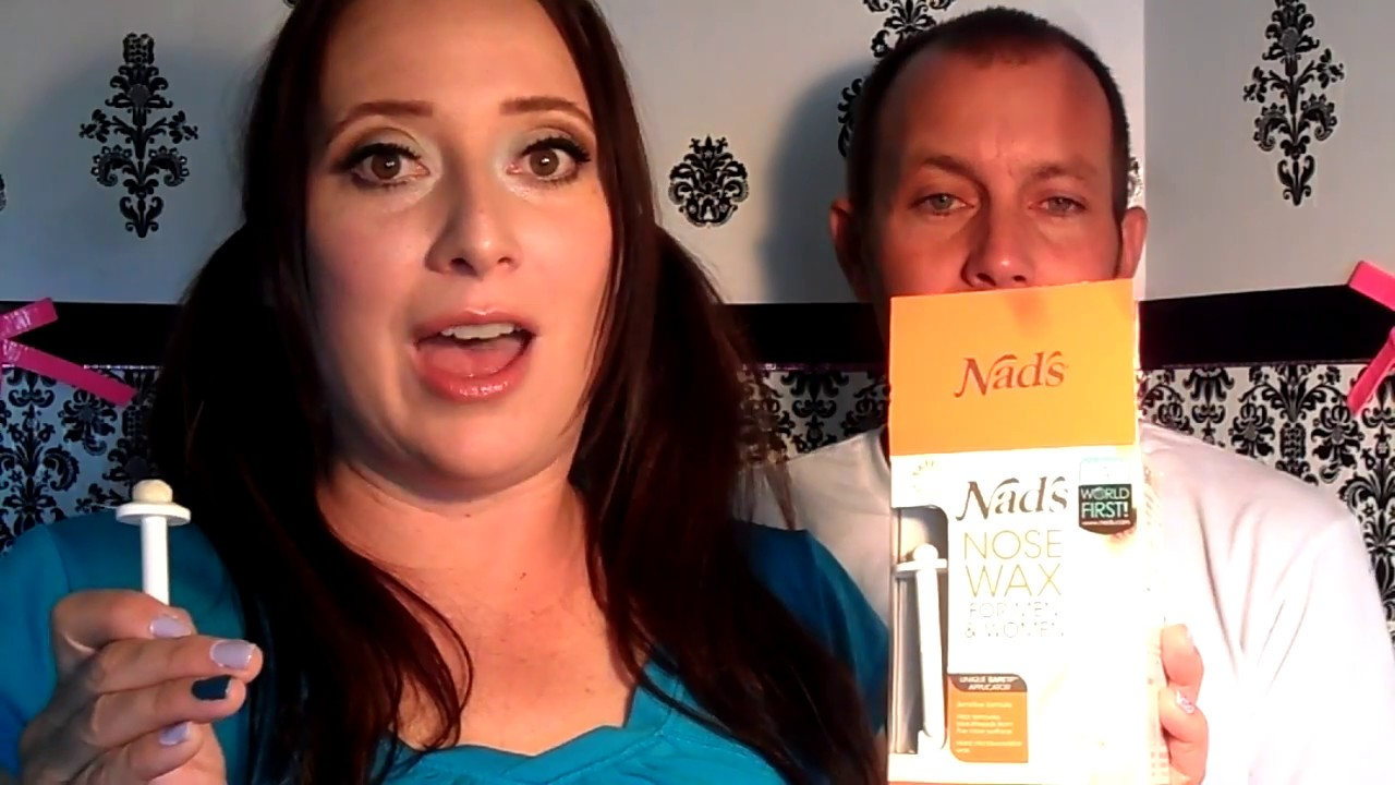Nads Nose Wax Demonstration With Makeup University