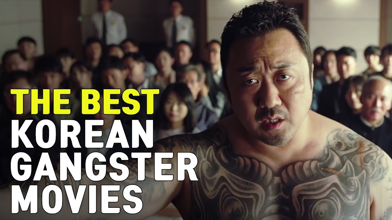 Download Best Korean Gangster Movies | EONTALK