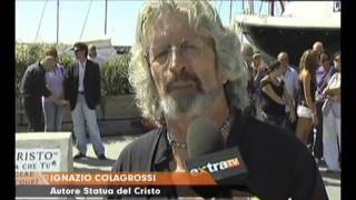 inabissamento Volto di Cristo di Ignazio Colagrossi video extra tv