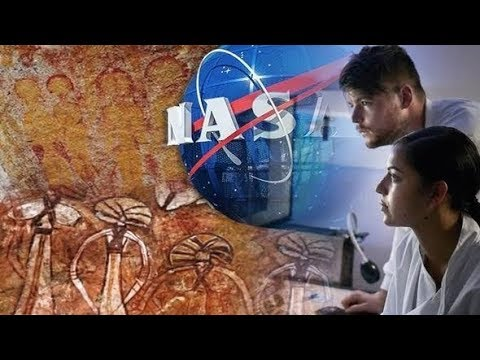 NASA asked to investigate 10,000 year old rock paintings of 'UFOs and ETs'